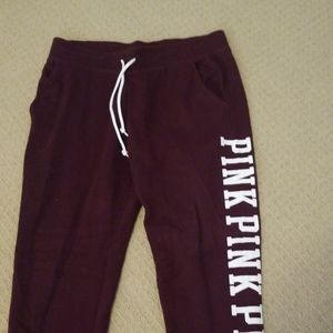 Victoria Secret PINK jogging pants
